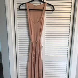 Joie Nude Maxi Dress